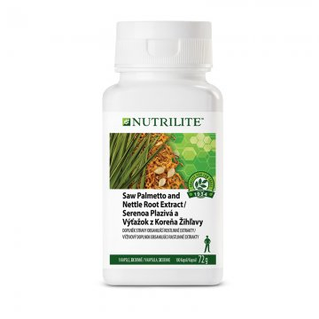 Saw Palmetto and Nettle Root Extract NUTRILITE™
