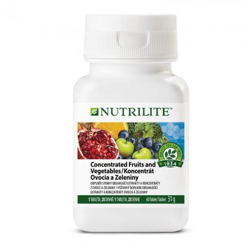 Concentrated Fruits and Vegetables NUTRILITE™